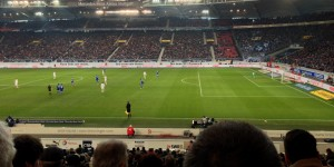 Mercedes-Benz-Arena in Stuttgart