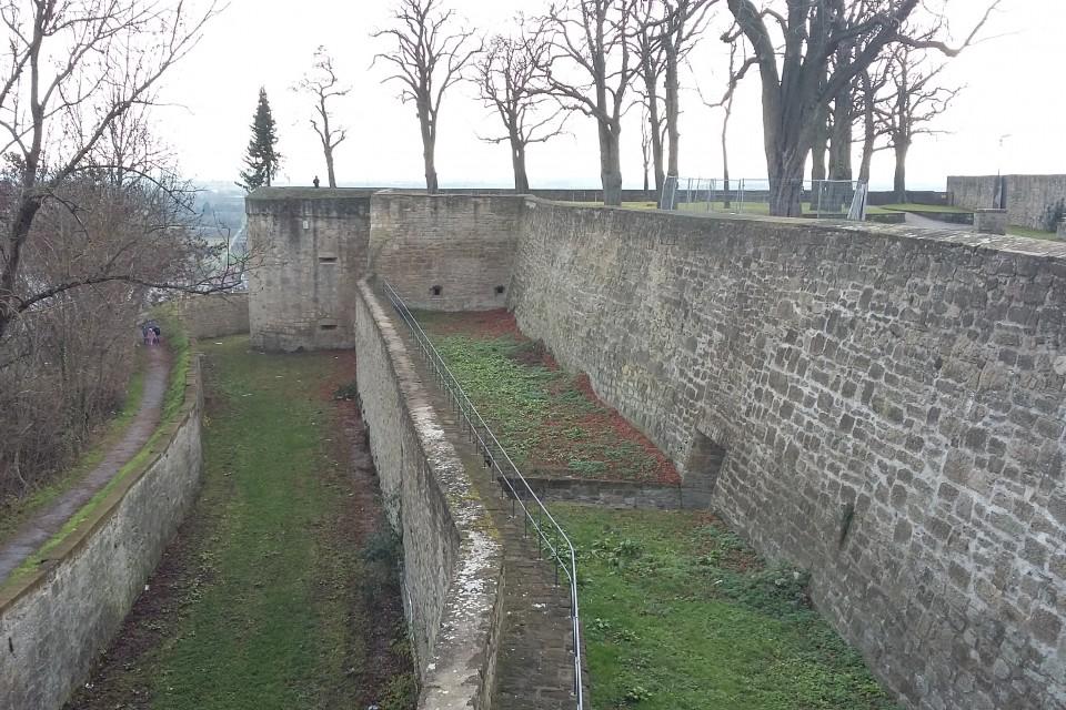 Festung in Hohenasperg
