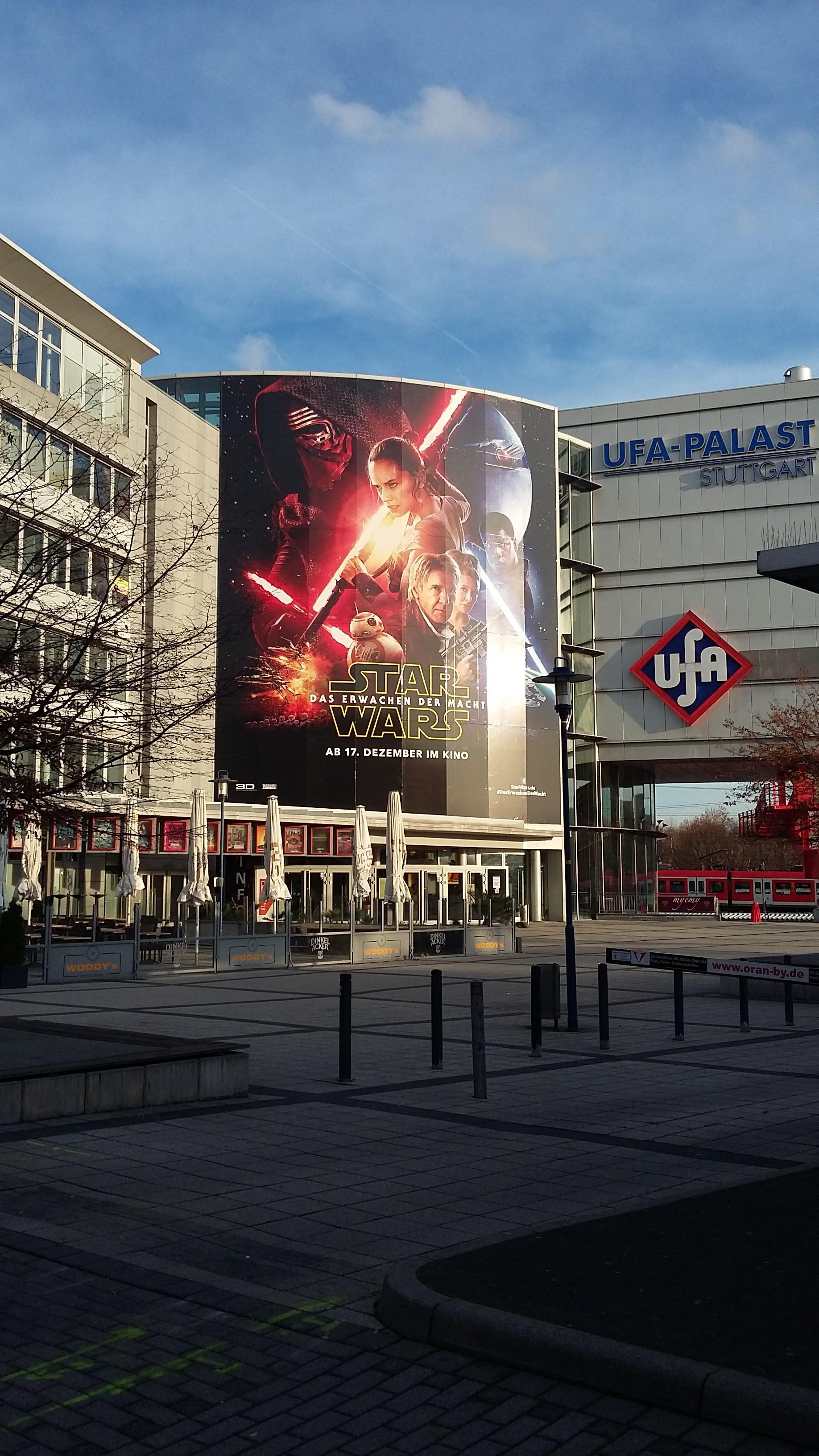 Kino Stuttgart Ufa