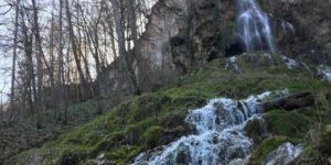 Uracher Wasserfall ein Ausflug in die Natur