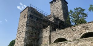 Die Burg Lichtenberg