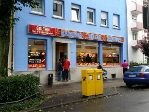"Bäckerei ""Sultan"" in Heilbronn"