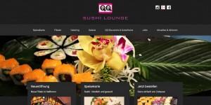 QQ Sushi-Lounge – Fischspezialitäten frisch serviert