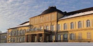 Schloss Hohenheim im Stuttgarter Süden