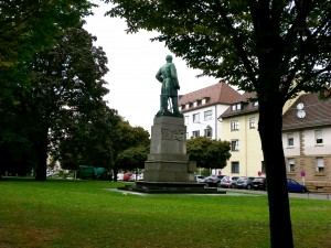 Bismarckdenkmal in Heilbronn