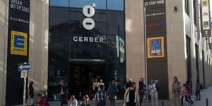 Shopping in Stuttgart: Das Gerber