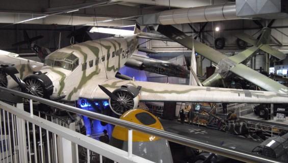 Flugzeuge im Technik Museum