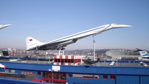 Die Concorde im Technikmuseum