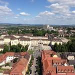 Blick auf das Ludwigsburger Schloss