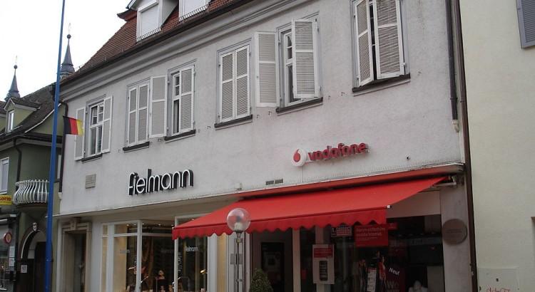 Mörikes Geburtshaus in Ludwigsburg