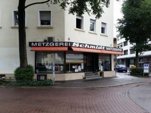 """Metzgerei """"Schmidt"""" in Heilbronn"""