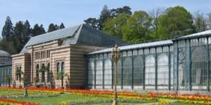 Der zoologisch-botanische Garten Wilhelma in Stuttgart