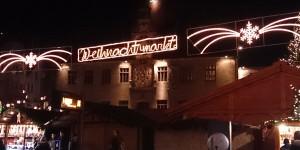 Der Heilbronner Weihnachtsmarkt 2015