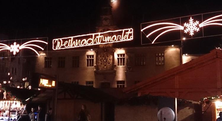 Der Weihnachtsmarkt in Heilbronn 2015
