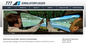 Pilot für einen Tag – Simulatorfliegen in Filderstadt