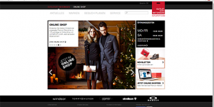 Shopping in Metzingen – Outletcity