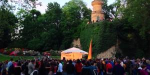 Straßenmusikfestival 2013 in Ludwigsburg
