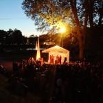 Bühne im Schlossgarten