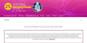 Internationales Trickfilm Festival in Stuttgart