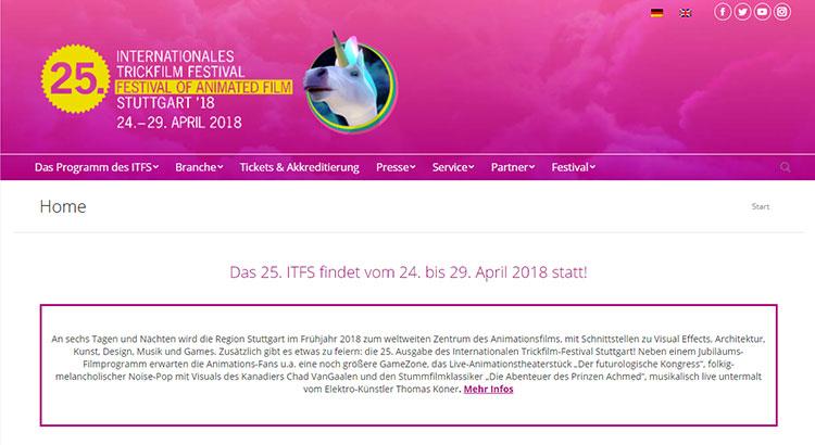 Internationales Trickfilm Festival
