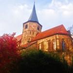 Die Kirche in Weinsberg
