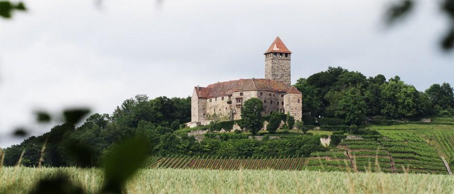 Burg auf dem Lichtenberg