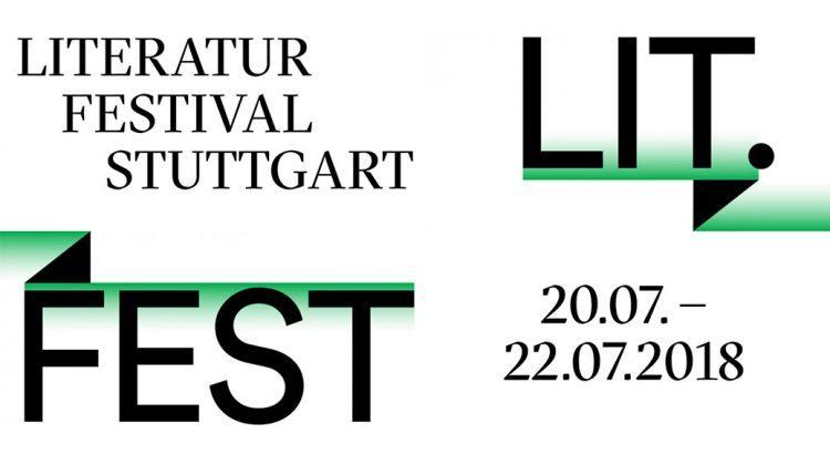 Lit.Fest Stuttgart 2018