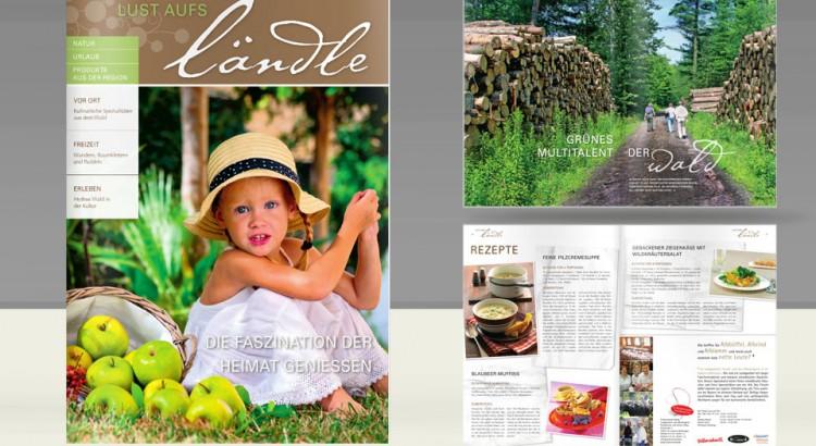 Lust aufs Ländle - Magazin für Baden-Württemberg