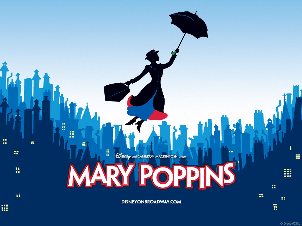 Mary Poppins - Copyright Stage Entertainment