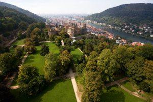 Heidelberger Schloss Aussicht