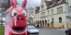 Schweinemuseum in Stuttgart