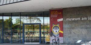 Das Museum am Löwentor in Stuttgart