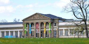 Naturkundemuseum im Schloss Rosenstein in Stuttgart
