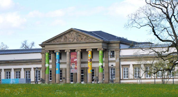 Naturkundemuseum Schloss Rosenstein