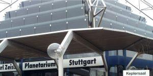 Stuttgarter Planetarium feiert Wiedereröffnung