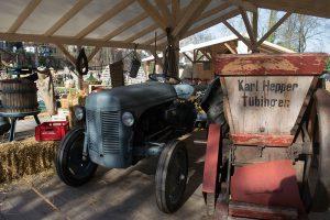 Strohwelten Traktor