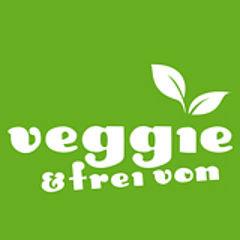 veggie & frei von Messe-Logo
